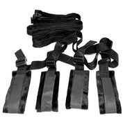 Sex & Mischief Bed Bondage Restraint Kit - Jupiter