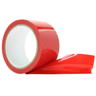 Fantasy Bondage Tape in Red - Jupiter