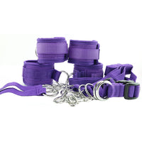 7 Piece Bed Spreader Restraint System - Jupiter