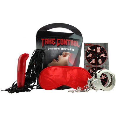 Take Control Domination Surprise Bag - Jupiter