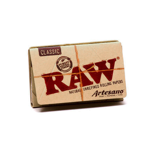 RAW 1 1/4 Artesano With Tray And Tips - Jupiter