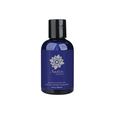Sliquid Naturals Satin Lube 4.2oz - Jupiter