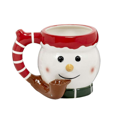WAKE AND BAKE MUG - SNOWMAN - Jupiter
