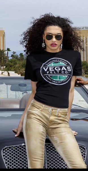 """Vegas Felt Co. Logo"""