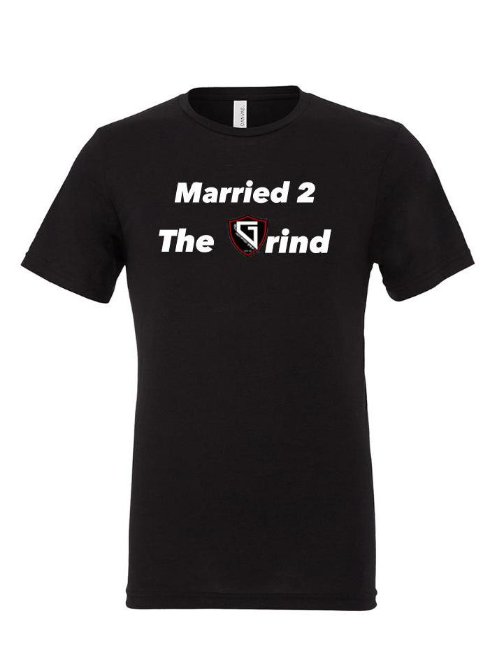 MARRIED 2 THE GRIND (Triblend)