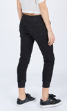 DRICOPER ACTIVE DENIM BLACK JEANS