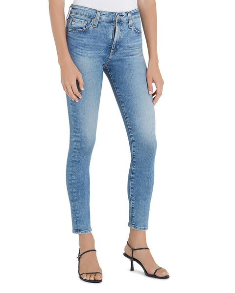 AG JEANS FARRAH SKINNY ANKLE 21 YEARS INDEFINITE