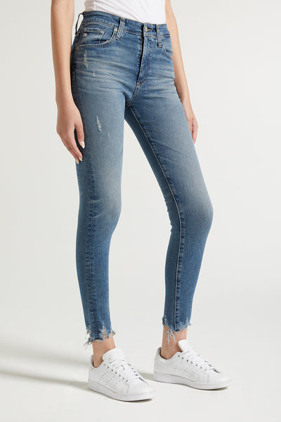 AG JEANS THE LEGGING ANKLE 23 YEARS LIMELIGHT