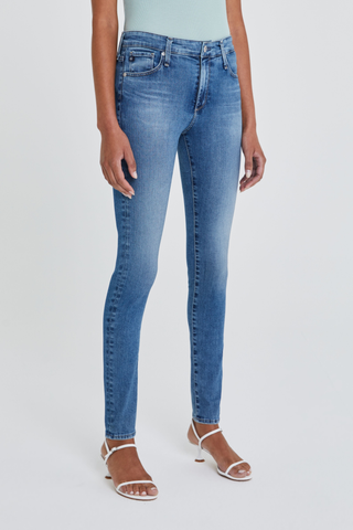 AG JEANS THE LEGGING ANKLE IN CIELO