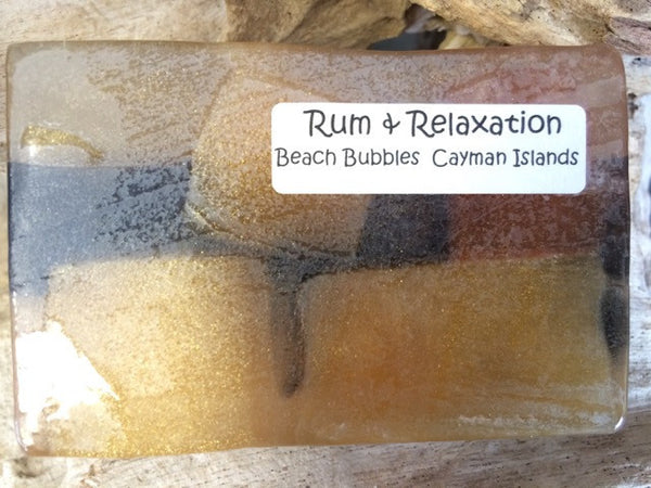 Rum & Relaxation Soap - 5 oz