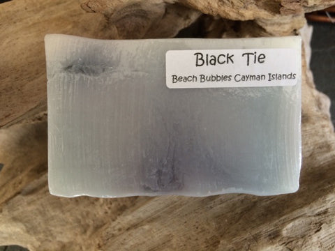 Black Tie - Masculine Luxury Soap Bar - 5 oz