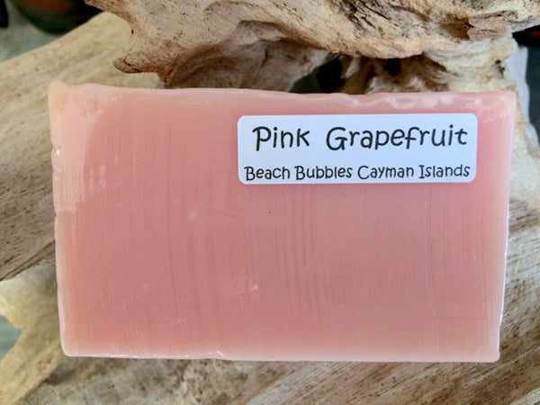 Pink Grapefruit - Luxury Soap Bar - 5 oz