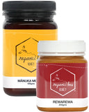 Manuka Honey MG 200+ with FREE Rewarewa