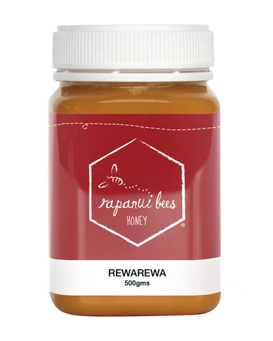 Rewarewa Honey 500gm main image