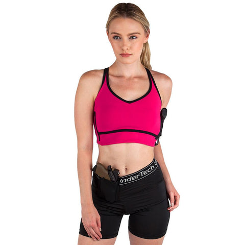 Adjustable Concealed Carry Sports Bra