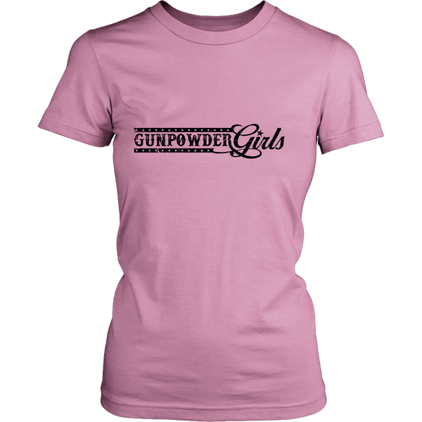 Gunpowder Girls Logowear - Black
