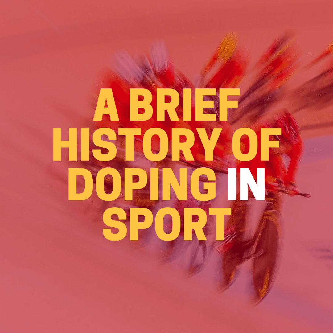 UNDERSTANDING ICARUS: A Brief History of Steroid Doping