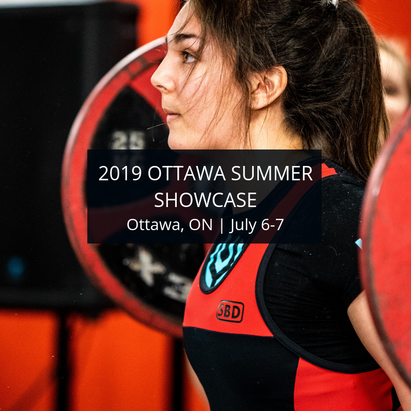 2019 Ottawa Summer Showcase