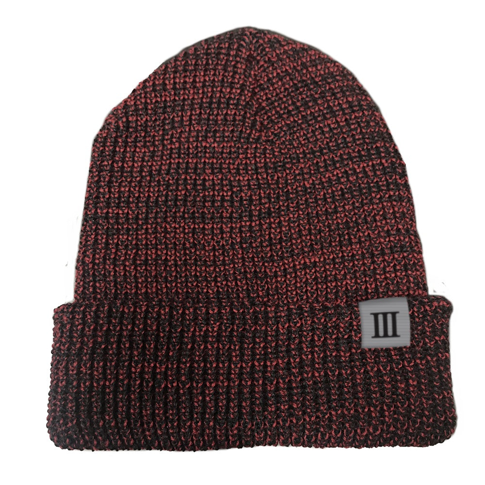 Accessories - TRINITY TOQUE (GARNET)