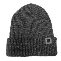 Accessories - TRINITY TOQUE (RUBBLE GREY)
