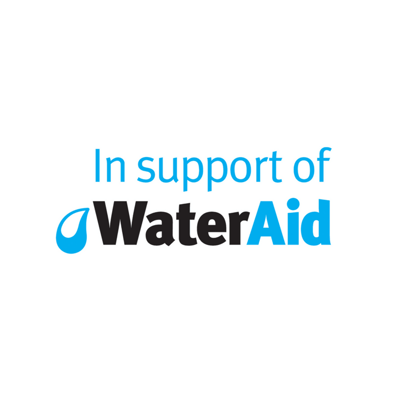 Accessories - WaterAid Donation