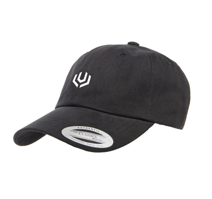Hat - DAD HAT (VINTAGE BLACK)