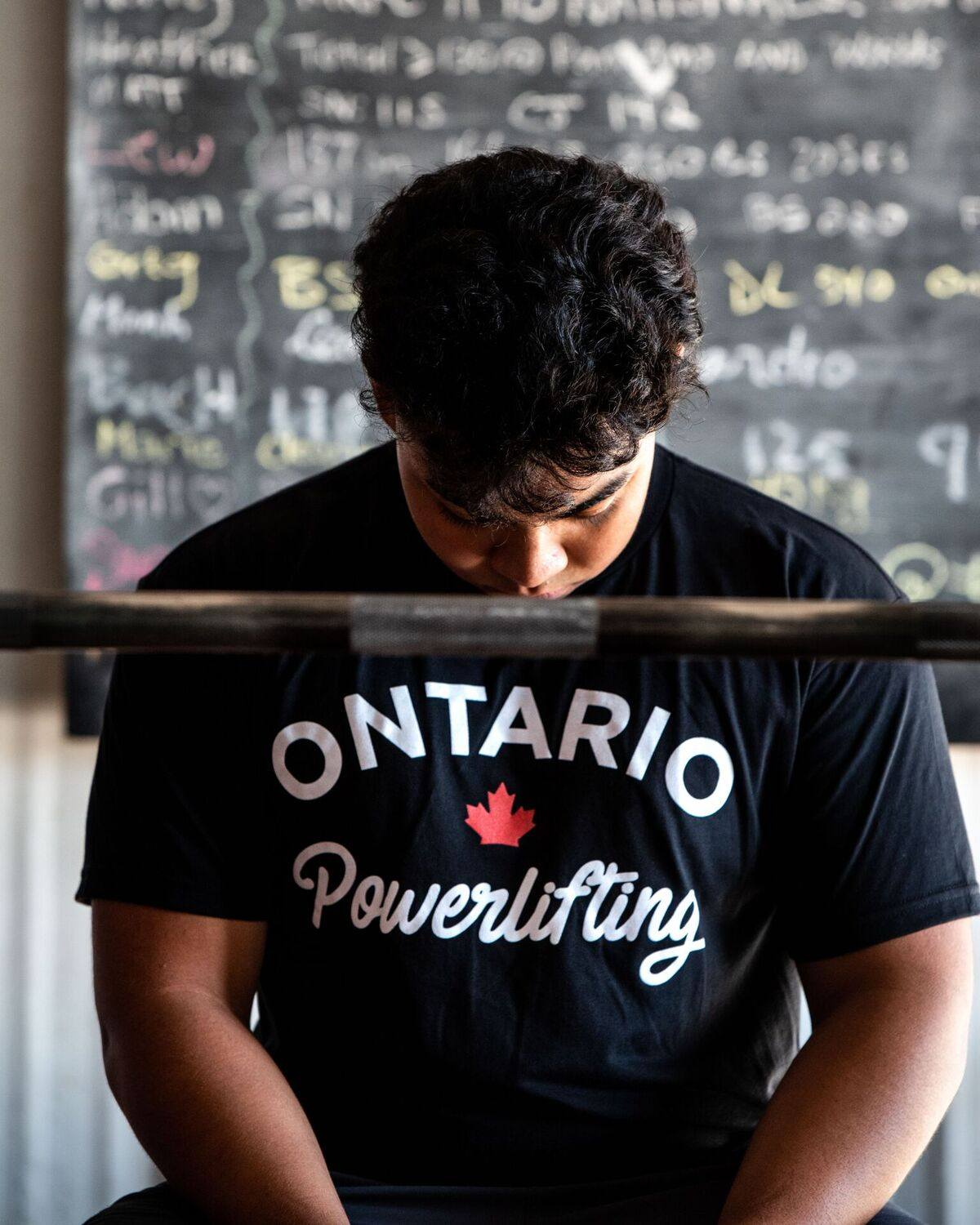 Shirts - ONTARIO POWERLIFTING (ORIGINAL TEE)