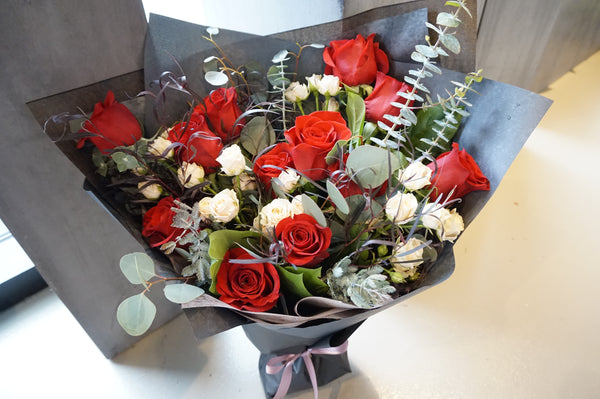 Rose Collection - Purely Rose Bouquet