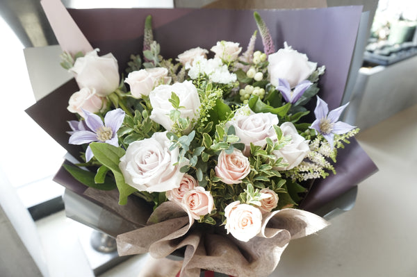 Garden Collection - Blush Garden Bouquet
