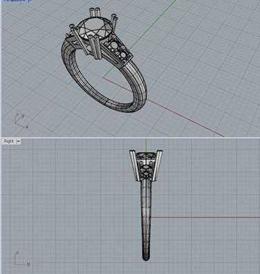 CAD JEWELRY DESIGN PRIVATE - Fitzgerald Jewelry
