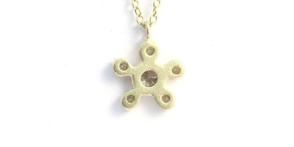 Bubble 11 Pendant - Bubble - <meta char - Fitzgerald Jewelry - Handmade in Williamsburg, Brooklyn, NYC