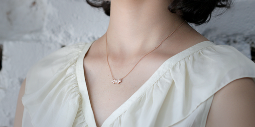 Bubble 6 Pendant by vendor - Bubble - Fine Jewelry Studio in Williamsburg, Brooklyn, NYC
