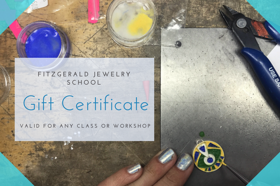 Fitzgerald Jewelry School Gift Card