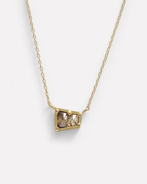 Dew 8 /  Double Trapezoid Pendant by #vendor - pendants