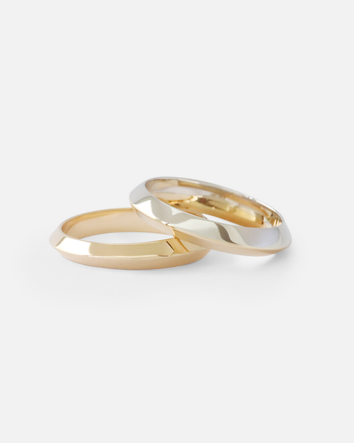 Eclipse Ring / Yellow Gold by #vendor - WEDDING