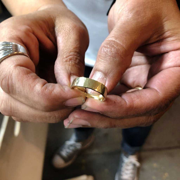 GOLD RECYCLING by vendor - WORKSHOP - Fine Jewelry Studio in Williamsburg, Brooklyn, NYC