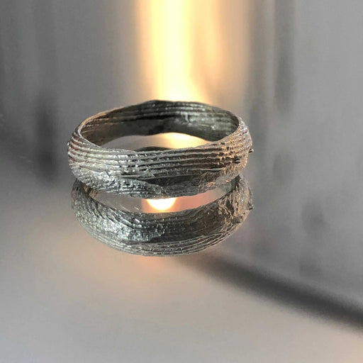 CUTTLEFISH RING CASTING by vendor - WORKSHOP - Fine Jewelry Studio in Williamsburg, Brooklyn, NYC
