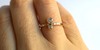 Alaia Ring / White Diamond by vendor - ENGAGEMENT - Fine Jewelry Studio in Williamsburg, Brooklyn, NYC