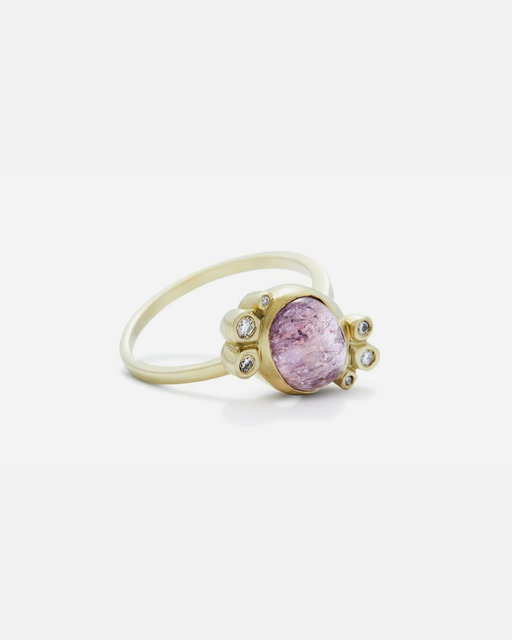 Bubble 24 Ring / Imperial Topaz by vendor - Bubble - Fine Jewelry Studio in Williamsburg, Brooklyn, NYC