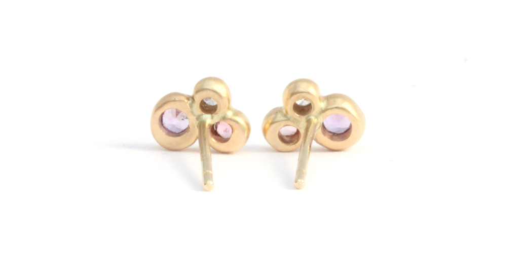 Bubble 16 Studs by vendor - Bubble - Fine Jewelry Studio in Williamsburg, Brooklyn, NYC