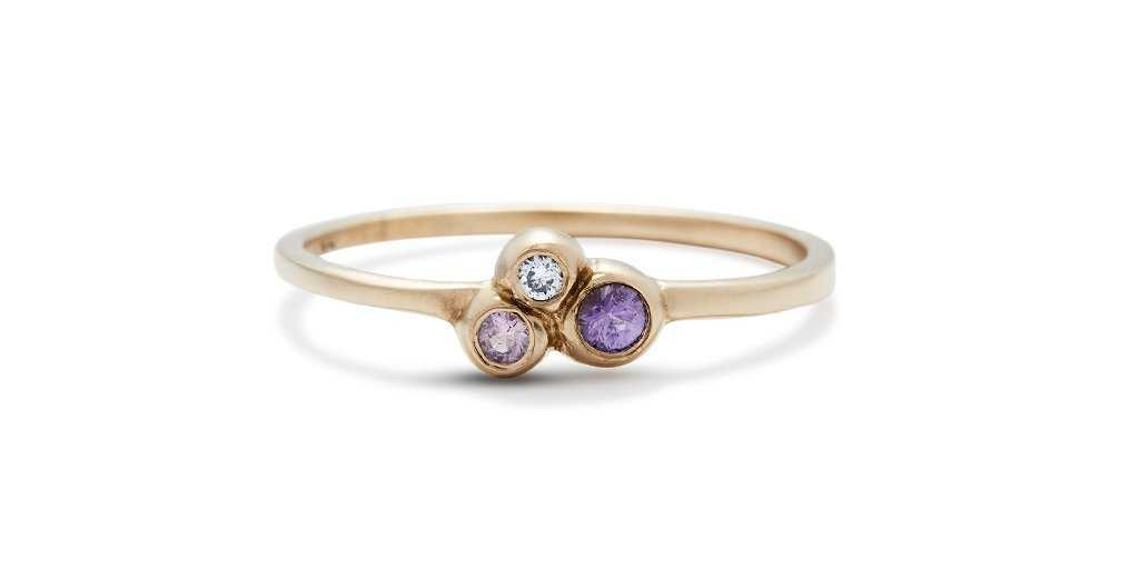 Bubble 16 Ring - Fitzgerald Jewelry