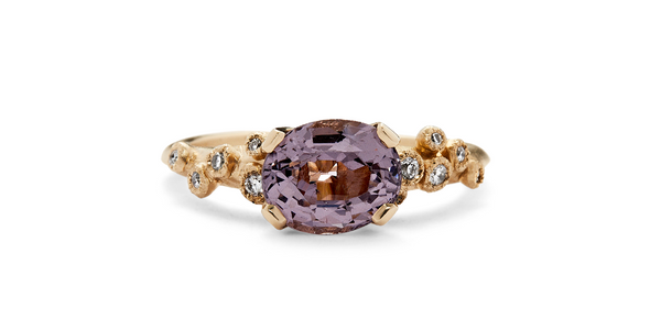 Melee E2 / Purple Spinel by vendor - MELEE - Fine Jewelry Studio in Williamsburg, Brooklyn, NYC