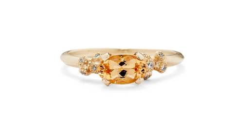 Melee E1 / Imperial Topaz by vendor - MELEE - Fine Jewelry Studio in Williamsburg, Brooklyn, NYC