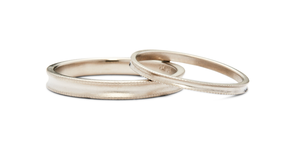 Groove Band / Womens - Fitzgerald Jewelry