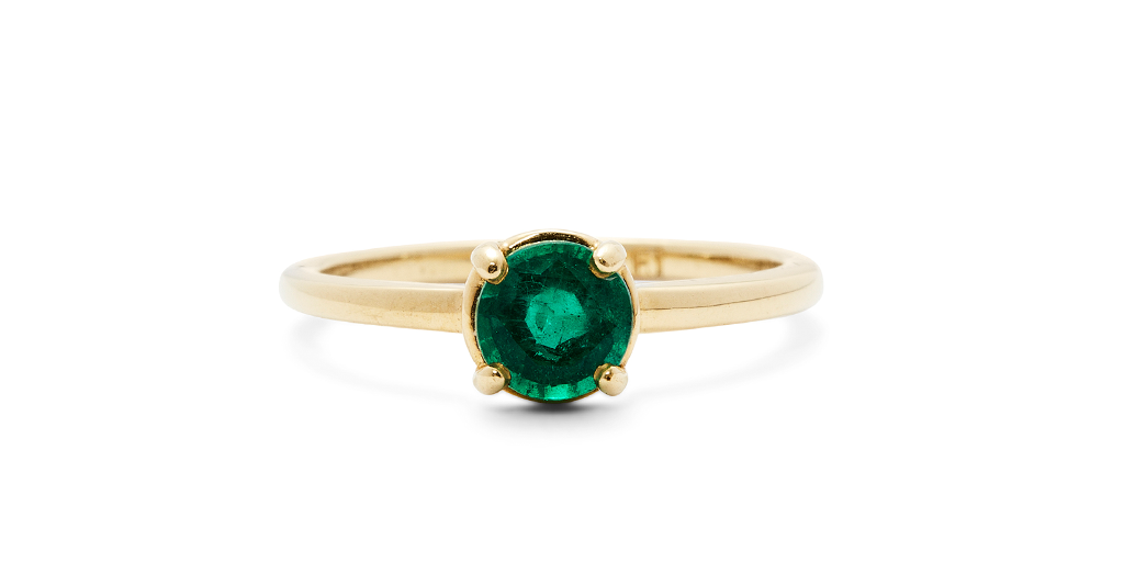 Ruowei Ring, ENGAGEMENT, fitzgerald jewelry, Fitzgerald Jewelry
