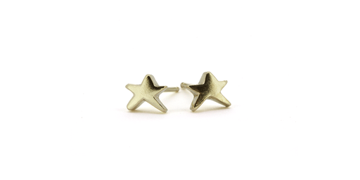 Star Studs by vendor - Stars, Bolts, Planes + Clouds - Fine Jewelry Studio in Williamsburg, Brooklyn, NYC