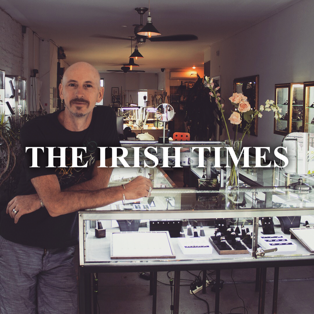 The Irish Times - Wild Geese: Jeweller's sparkling love affair with New York City