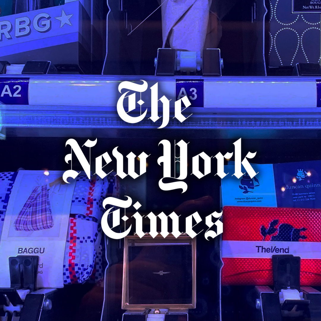 The New York Times - Press B3 to Be Mine (With a Vending-Machine Engagement Ring)