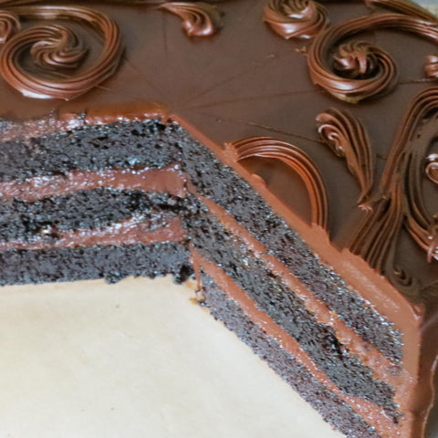 Chocolate Cake From Delicious Bakery for Jane Summers Blog