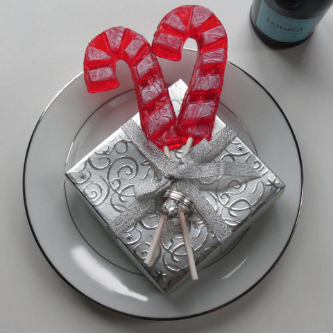 Jane Summers Blog Old Fashioned Peppermint Candy Cane Wedding Favors